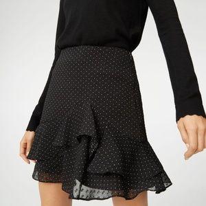 Black Cetrin Skirt